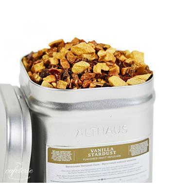 Loose tea, Vanilla Stardust, ceai vrac Althaus