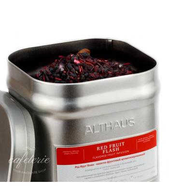 Loose tea, Red Fruit Flash, ceai vrac Althaus