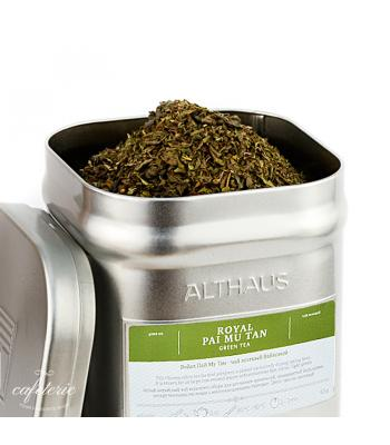 Loose tea, Royal Pai Mu Tan, ceai vrac Althaus