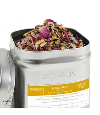 Loose tea, Wellness Cup, ceai vrac Althaus, 75 grame