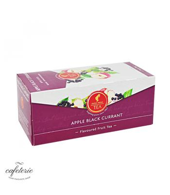 Apple Black Currant, ceai Julius Meinl, 25 plicuri