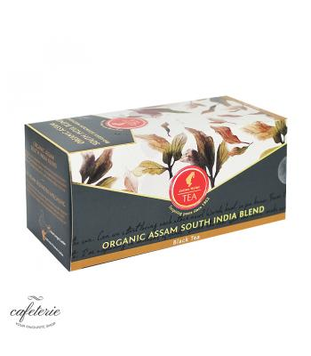 Assam South India Blend, ceai organic Julius Meinl, leaf bag