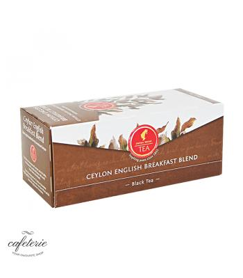 Ceylon English Breakfast Blend, ceai Julius Meinl, 25 plicuri