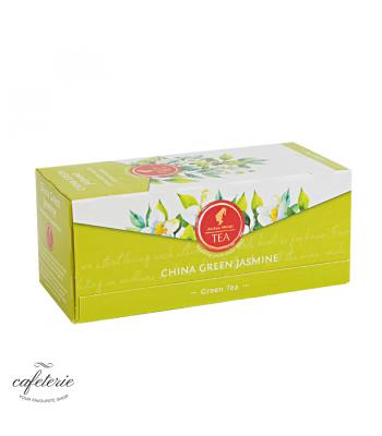China Green Jasmine, ceai Julius Meinl, 25 plicuri