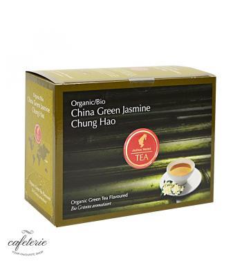 China Green Jasmine Chung Hao, ceai organic Julius Meinl, big bag