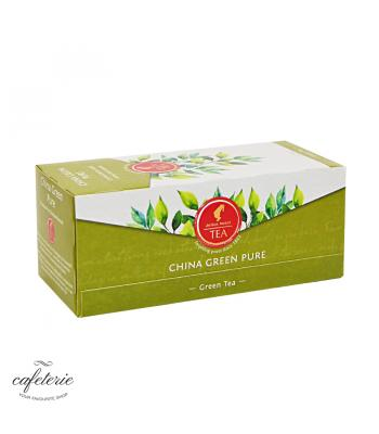 China Green Pure, ceai Julius Meinl, 25 plicuri