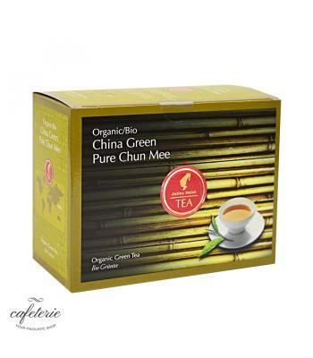 China Green Pure Chun Mee, ceai organic Julius Meinl, big bag