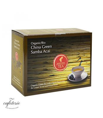 China Green Samba Acai, ceai organic Julius Meinl, big bag