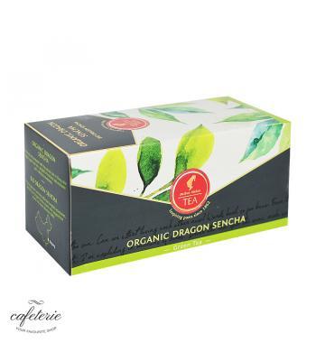 Dragon Sencha, ceai organic Julius Meinl, leaf bag