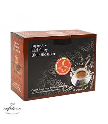 Earl Grey Blue Blossom, ceai organic Julius Meinl, big bag