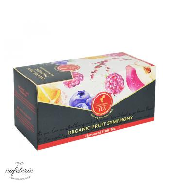 Fruit Symphony, ceai organic Julius Meinl, leaf bag