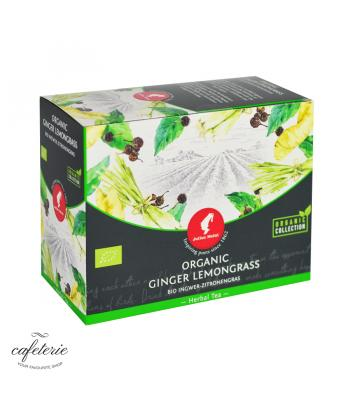 Ginger Lemongrass, ceai organic Julius Meinl, big bag