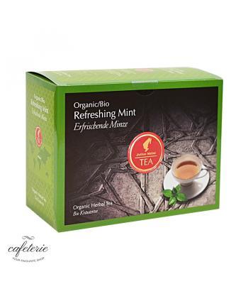 Refreshing Mint,  ceai organic Julius Meinl, big bag