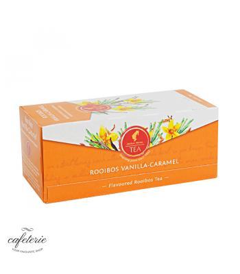 Rooibos Vanilla-Caramel, ceai Julius Meinl, 25 plicuri
