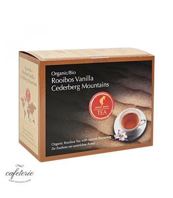 Rooibos Vanilla, ceai organic Julius Meinl, big bag