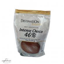 Ciocolata calda organica, 46% intensa, 300 grame, Destination
