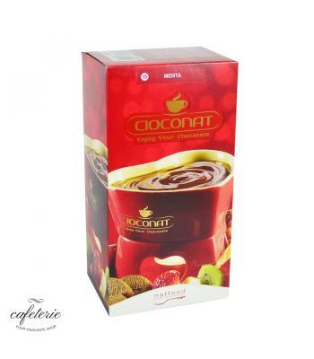 Cioccolata calda cu menta Cioconat, cutie 36 plicuri