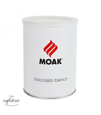 Cioccolata calda alba Moak, 1 kg