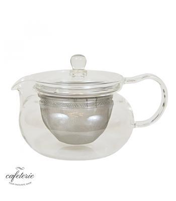 Hario, ceainic din sticla termorezistenta, 450 ml