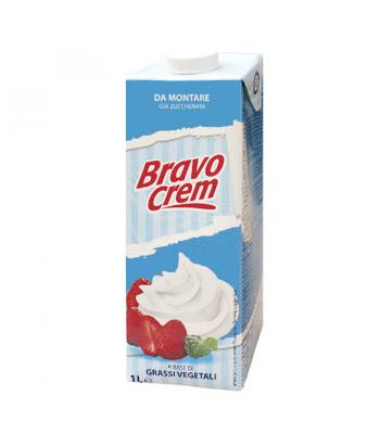 Frisca vegetala Bravo Crem, 1L