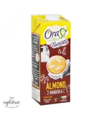 Lapte vegetal pentru cafea - Migdale, Orasi 1L