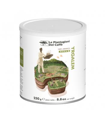 Yrgalem, cafea macinata Le piantagioni del caffe, 250gr