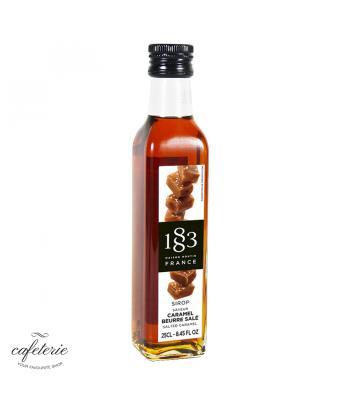 Sirop 1883 Caramel Sarat, 250ml