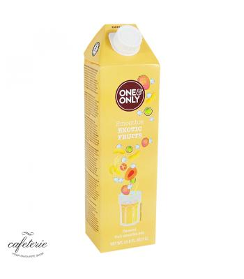 Exotic Fruits, smoothie One&Only, 1L