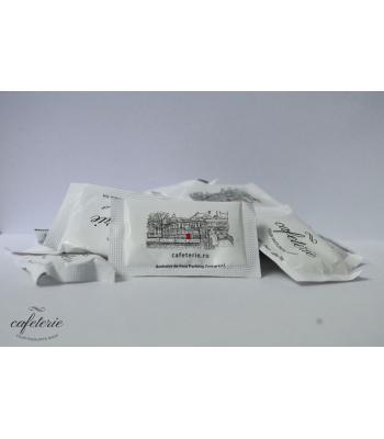 Zahar alb plic, 5 grame, set 100 bucati