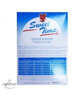 Indulcitor Sweet Time, cutie 248 plicuri